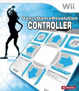 details sur official konami nintendo wii dance pad tapis de dance dance revolution ddr us vendeur afficher le titre d origine