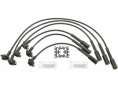 For 1990-2000 Ford Ranger Spark Plug Wire Set SMP 78426WW
