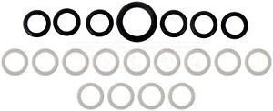 Fuel Injector O-Ring Kit-Eng Code: DT466, International HD