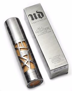 Image result for urban decay foundation all nighter shade 5.5