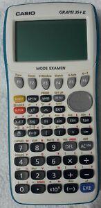 Calculatrice 35 E Mode Examen : calculatrice, examen, Calculatrice, CASIO, Graph, Examen, Câbles, Servie