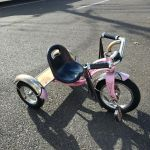Kids Retro Tricycle Roadster Trike Vintage Cruiser Trikes Bikes Pink 12 Inch To For Sale Online Ebay