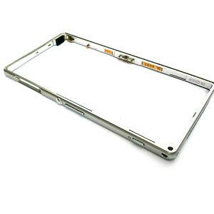 100% Genuine Sony Xperia Z1 metal side chassis edge bezel
