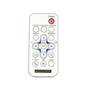 Remote Control FOR EPSON PowerLite 826W 82C 83C 83+ Home
