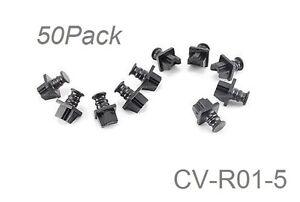 50-PACK RJ45 LAN Network Cat5e/Cat6 Ethernet Jack Snap-In