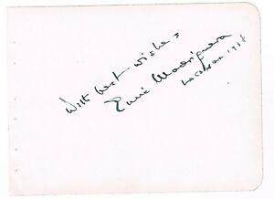 Enric Madriguera Signed Vintage 1938 Autograph Page Famous