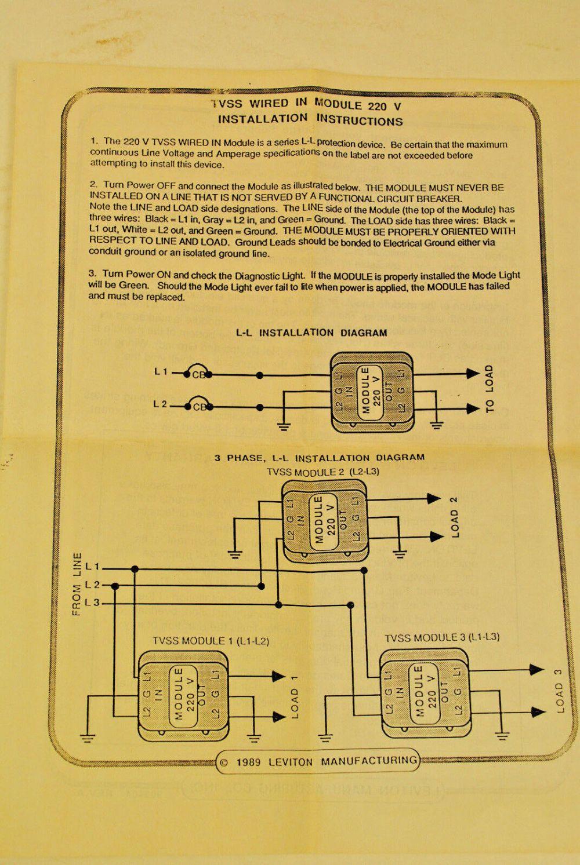 medium resolution of tvss breaker wiring diagram wiring diagram insider tvss breaker wiring diagram