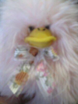 Baby Bird Hair : Shaggy, Chick, Plush, Stuffed, Animal, Lovey
