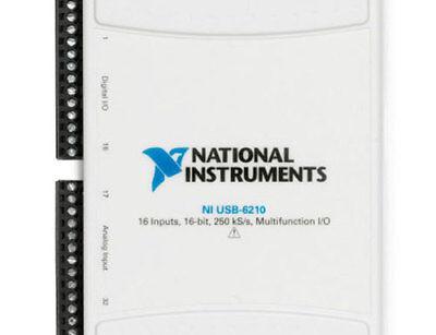 National Instruments USB-6210 NI DAQ Multifunction I/O