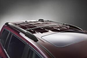 details about toyota highlander roof rack cross bars genuine oem oe