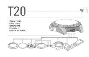 ROLEX TUDOR T20 2010 SPARE PART MOVEMENT CASE BAND CLASP