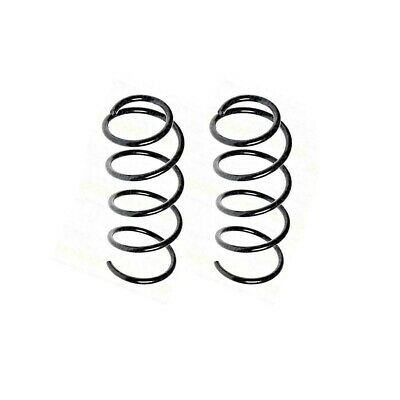 Lesjofors Pair Set of 2 Front Coil Springs For BMW E90