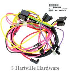 john deere original equipment wiring harness am36894 for sale john deere 314 wiring harness [ 1000 x 1000 Pixel ]