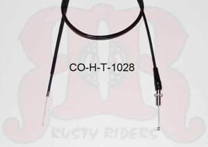 New Throttle Cable for Honda CR125 CR250 CR500 R Suzuki