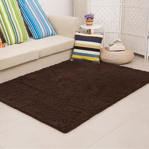 Fashion Soft Shaggy Bath Mat Non Slip Bathroom Rug Microfiber Floor Mat Home Bath Mats Home Furniture Diy Cientificafest Cientifica Edu Pe