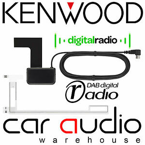 Kenwood KDC-DAB43U Glass Mount DAB Digital Car Stereo