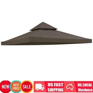 details about 12 x12 canopy top replacement cover for 2 tier outdoor patio garden yard gazebo