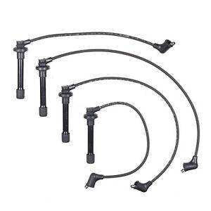 NEW Prestolite Spark Plug Wire Set 164011 Honda Civic 1.5
