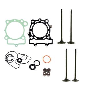 Cylinder Intake Exhaust Valve Gasket Kit for Kawasaki