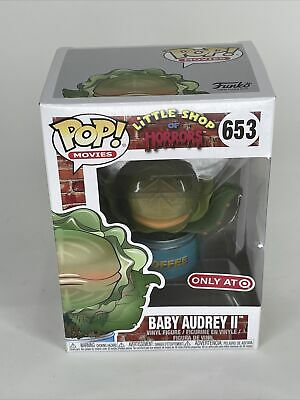Verified Baby Audrey II Funko Pop! | Whatnot