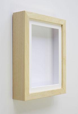 boite en bois cadres profond ombre pour bebe moules 3d objets souvenirs ecran ebay