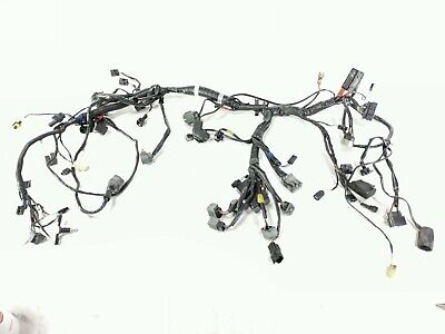 11 Triumph Thunderbird 1700 Main Wiring Wire Harness Loom