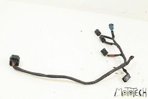 2012 Yamaha YZFR6 YZF R6 Engine Wiring Harness Loom No