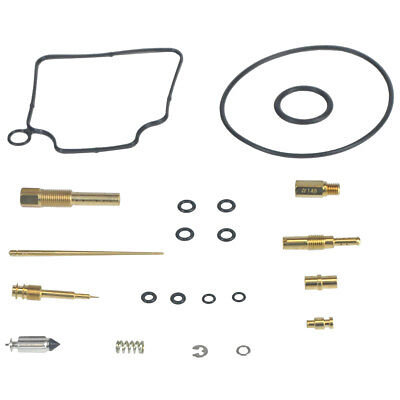 Carb Rebuild Kit Carburetor Repair 2005-2014 Honda