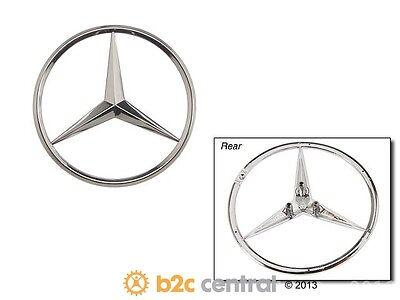 Genuine Emblem fits 1990-2005 Mercedes-Benz SL500 SL600