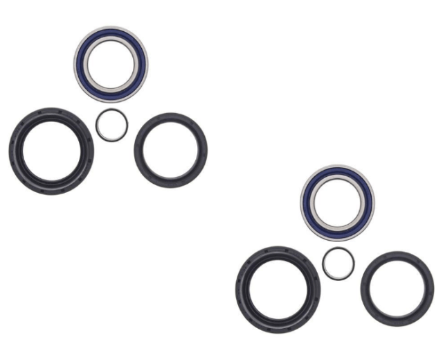 NEW ALL BALLS FRONT WHEEL BEARINGS SEALS FOR 2004-2007