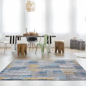 teal living room rug image for wall color ideas blue ochre yellow paint stroke rugs soft warm is loading