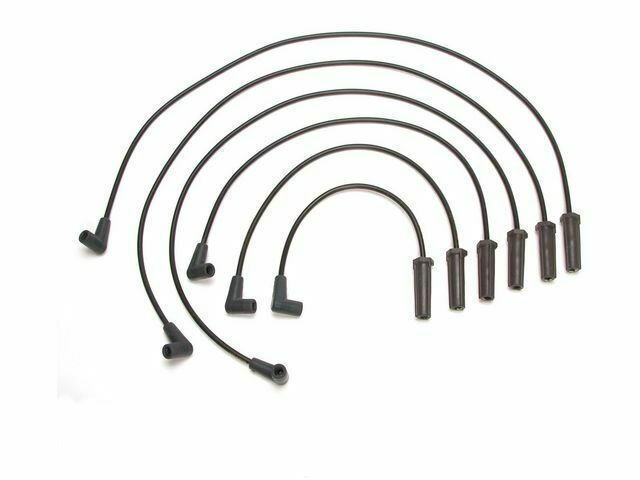 Spark Plug Wire Set For 1999-2005 Pontiac Bonneville 2002