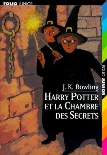 Harry Potter Et La Chambre Des Secrets J. K. Rowling : harry, potter, chambre, secrets, rowling, Harry, Potter, Ser.:, Chambre, Secrets, Rowling, (1999,, Trade, Paperback), Online