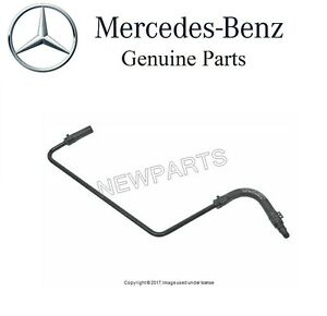 For Mercedes W203 C230 Expansion Tank Hose From Expansion