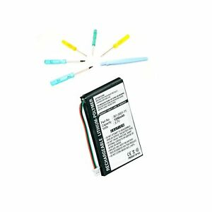 Replacement Garmin Nuvi 265W Battery with Tools