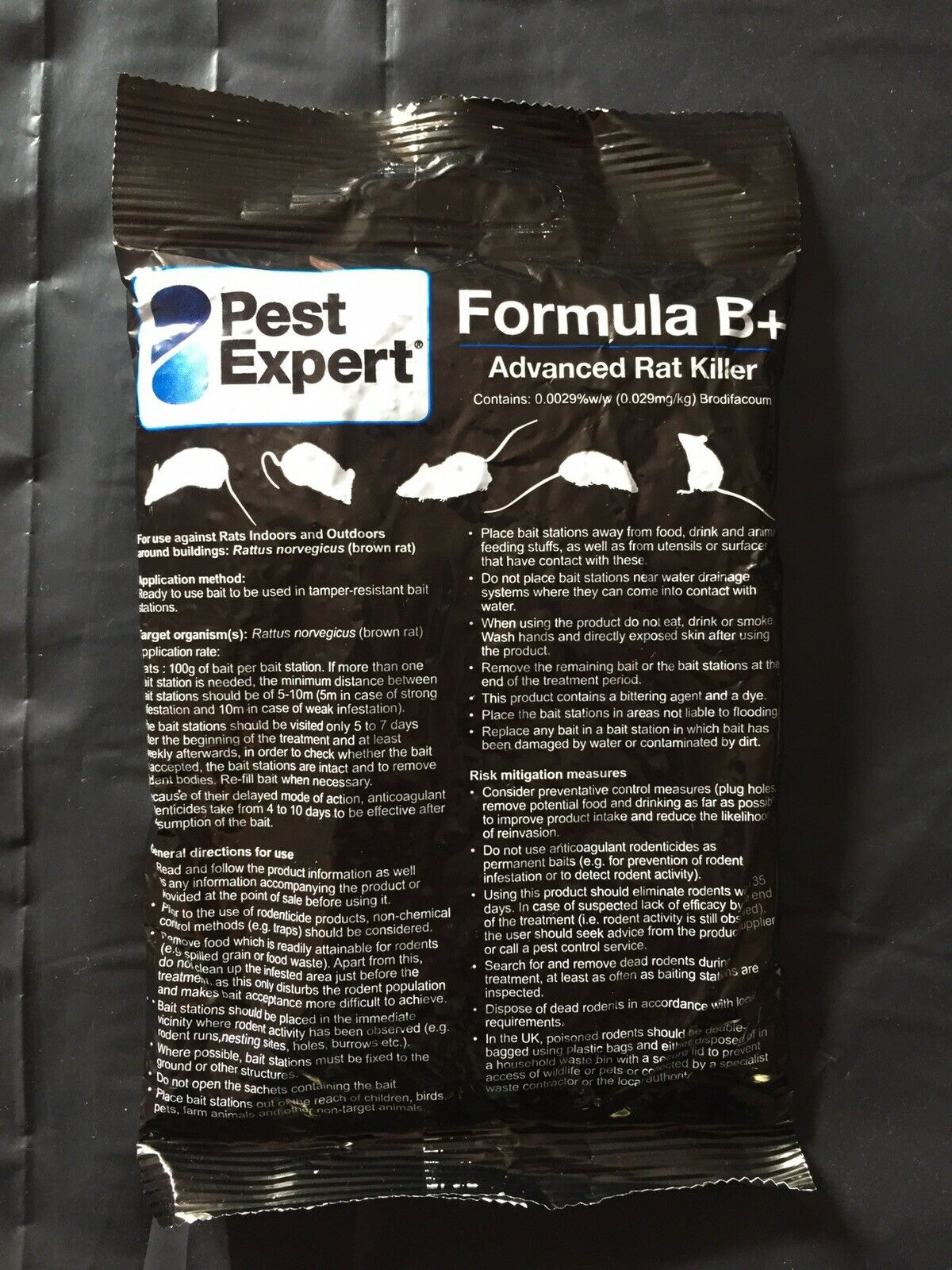 Pest Expert Formula B : expert, formula, Expert, Mouse, Killer, Poison, Online