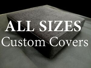 foam cushion replacements for sofas argos sofa seat supports replacement cover only all sizes top quality image is loading
