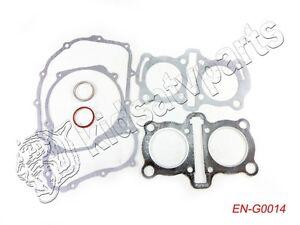 Honda CM 400 C CB400A CB 400 T Complete Engine Gasket Kit