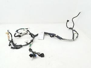 2011-2013 INFINITI M56 M37 LEFT FRONT SEAT WIRING WIRE