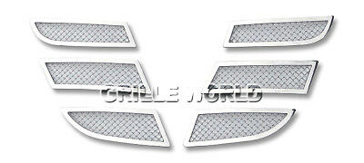 Stainless Steel 1.8mm Mesh Grille For 2010-2012 Mazda CX7