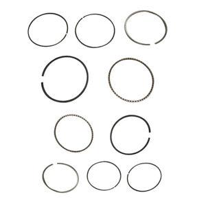 2 X New Piston Ring Sets For Kawasaki Mule 2500 2510