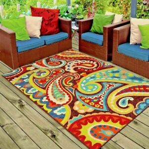 details about rugs area rugs 8x10 outdoor rugs indoor outdoor carpet kitchen large patio rugs