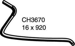 HEATER HOSE HEATER TO FOR NISSAN PATROL 4.2L TD42 6 CYL