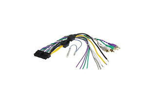Alpine KTA-450 Amp Power Pack Wire Harness Special Order
