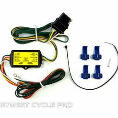 Goldwing 1500 Trailer Wiring Diagram Manual Typewriter Wire Harness Converter For Gl1800 Gl1500 45 1848 Ebay Image Is Loading