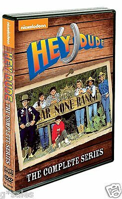 Nickelodeon Show Hey Dude : nickelodeon, Complete, Nickelodeon, Series, Season, BRAND, 826663156669
