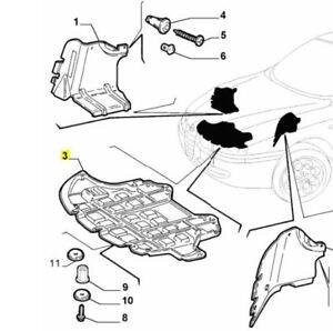 Alfa Romeo 147 GTA & GT 3.2 V6 Engine Under Tray Sump