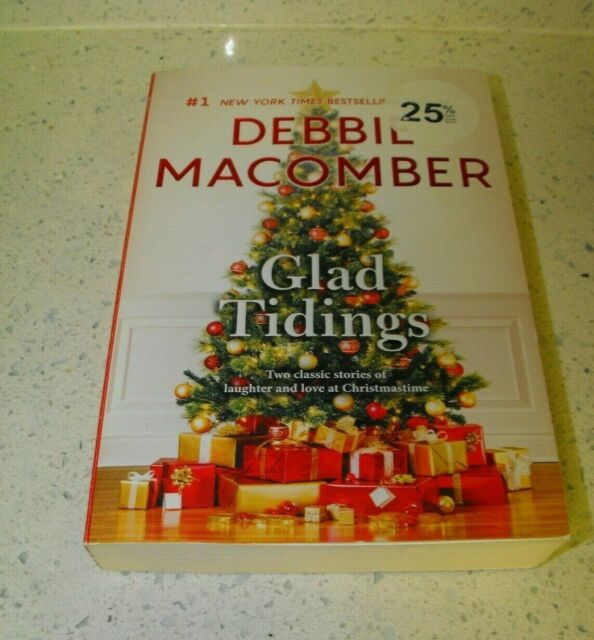 Glad Tidings by Debbie Macomber Softcover | eBay