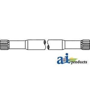 184223C1 Shaft, Axle Extension Fits Case IH Combine 1460