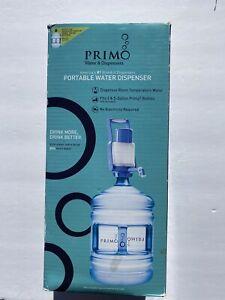 Primo Water Dispenser Pump : primo, water, dispenser, Primo, Portable, Water, Dispenser